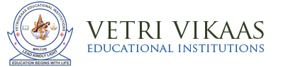 Vetri Vikaas Educational Institutions logo